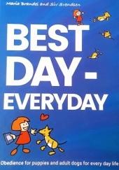 Okładka książki BEST DAY - EVERYDAY Maria Brandel,Siv Svendsen