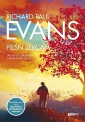 Okładka książki Pieśń serca Richard Paul Evans
