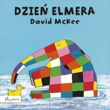 Okładka książki Dzień Elmera David McKee