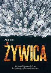 Okładka książki Żywica Ane Riel