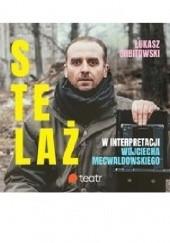 Okładka książki Stelaż Łukasz Orbitowski