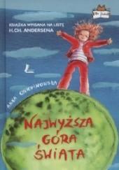 Okładka książki Najwyższa góra świata Anna Onichimowska