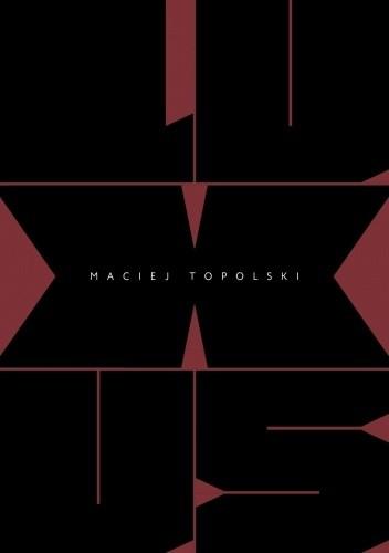Okładka książki Luxus Maciej Topolski