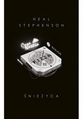 Okładka książki Śnieżyca Neal Stephenson