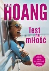 Okładka książki Test na miłość Helen Hoang