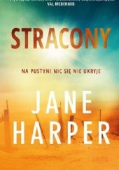 Okładka książki Stracony Jane Harper