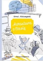 Okładka książki Awantura o Basię Kornel Makuszyński