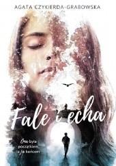 Okładka książki Fale i echa Agata Czykierda-Grabowska
