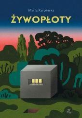 Okładka książki Żywopłoty Maria Karpińska