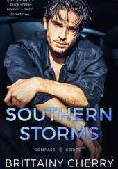 Okładka książki Southern Storms Brittainy C. Cherry