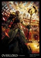 Okładka książki Overlord: Konspirator Maruyama Kugane