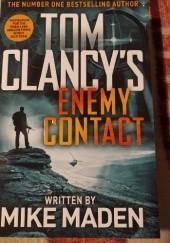 Okładka książki Enemy Contact Mike Maden