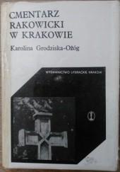 Okładka książki Cmentarz Rakowicki w Krakowie