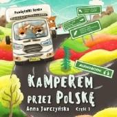 Okładka książki Pamiętniki Fenka. Kamperem przez Polskę cz.1- audiobook