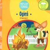 Okładka książki Przygody Fenka. Ogień. Żywioły.