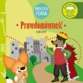 Okładka książki Przygody Fenka. Prawdomówność. Cechy.