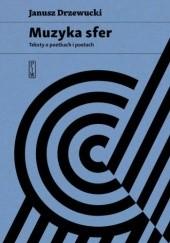 Okładka książki Muzyka sfer Janusz Drzewucki