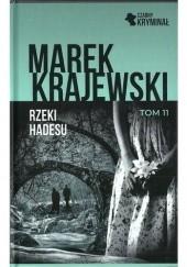 Okładka książki Rzeki Hadesu Marek Krajewski