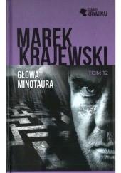 Okładka książki Głowa Minotaura Marek Krajewski