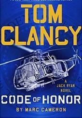 Okładka książki Code of Honor Marc Cameron