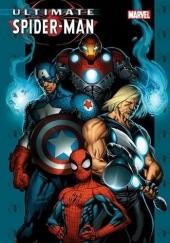 Okładka książki Ultimate Spider-Man. Tom 6 Brian Michael Bendis,Mark Bagley