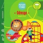 Okładka książki Przygody Fenka. Odwaga. Wartości.