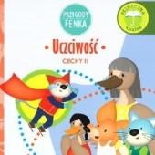 Okładka książki Przygody Fenka. Uczciwość. Cechy II