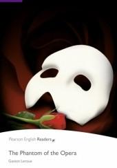 Okładka książki The Phantom of the Opera Gaston Leroux