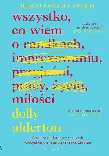 Okładka książki Wszystko, co wiem o miłości Dolly Alderton