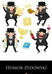 Okładka książki Humor żydowski autor nieznany