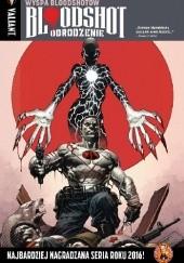 Okładka książki Bloodshot Odrodzenie Tom 4: Wyspa Bloodshotów Jeff Lemire,Mico Suayan