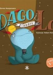 Okładka książki Dago i Lo. Ciemność Dorota Kassjanowicz