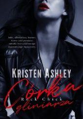 Okładka książki Córka gliniarza Kristen Ashley
