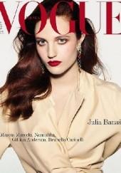 Okładka książki Vogue Polska, nr 24/luty 2020 Redakcja Magazynu Vogue Polska