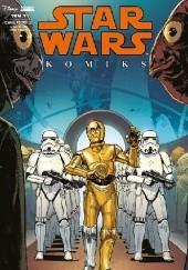 Okładka książki Star Wars Komiks 1/2020 Bunt na Kalamarze Salvador Larroca,Kieron Gillen