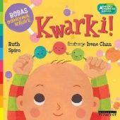 Okładka książki Kwarki. Akademia mądrego dziecka. Bobas odkrywa naukę Ruth Spiro
