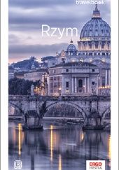 Okładka książki Rzym. Travelbook. Wydanie 3 Agnieszka Masternak