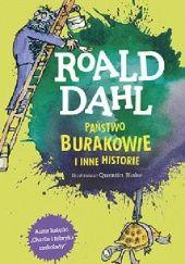 Okładka książki Państwo Burakowie i inne historie Roald Dahl