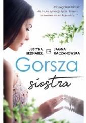 Okładka książki Gorsza siostra