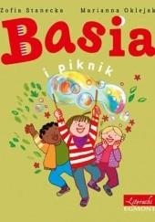 Okładka książki Basia i piknik Zofia Stanecka,Marianna Oklejak