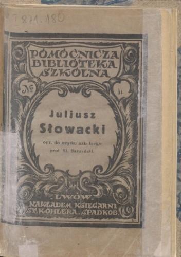 Okładka książki Juliusz Słowacki Stanisław Baczyński