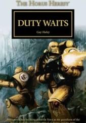 Okładka książki Duty Waits Guy Haley