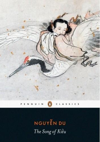 Okładka książki The Song of Kiêu Nguyễn Du