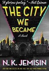 Okładka książki The City We Became