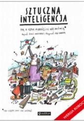 Okładka książki Sztuczna inteligencja Boguś Janiszewski