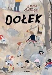 Okładka książki Dołek Emma Adbåge