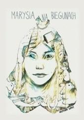 Okładka książki Marysia na biegunach Krzysiek Syput