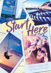 Okładka książki Start Here
