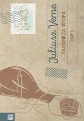Okładka książki Tajemnicza wyspa . Tom 1 Juliusz Verne