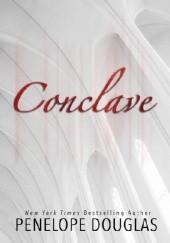 Okładka książki Conclave Penelope Douglas